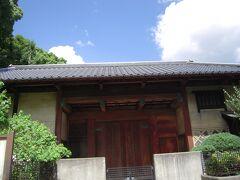 相模横須賀聖徳寺坂赤門散歩