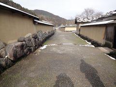 山中温泉と一乗谷遺跡