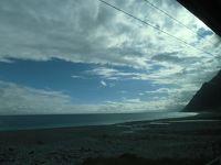 2013.01 初めての台湾で台鉄三昧!(6)トンネルと海際の区間が連続!東部幹線のハイライト。