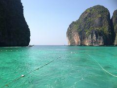 プーケット旅行4泊6日⑦ ピピ島、カイ島、マヤベイ、スピードボート日帰りツアー