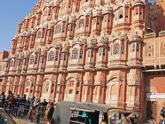 インドさんに、ついに呼ばれちゃいました~☆風の宮殿 in Theピンクシティ♪ジャイプール後編 vol.6