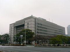 日本の旅 関西を歩く 大阪市役所(おおさかしやくしょ)本庁周辺