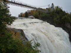ケベック・シティのお隣に 大瀑布「モンモランシー」と グルメの「オルレアン島」!