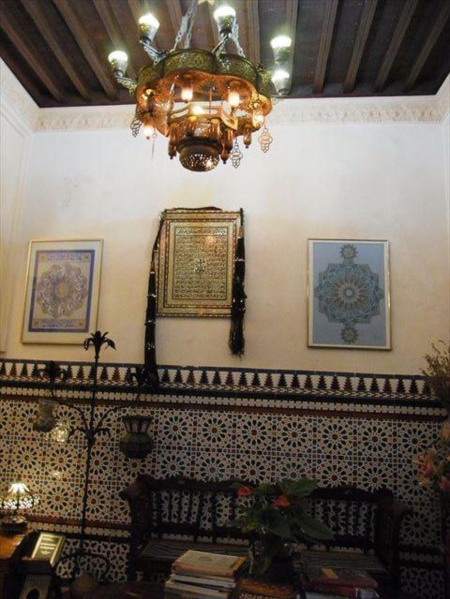 この日はお昼前にはセビリアに行かなければならないため、朝一からメスキータに行きました。その後アルカサルとカサ・アンダルシにも行きました。