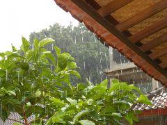 バリ島ロングステイ~COCOスーパーで物価調査を兼ねて買い出し&雨季の大雨編~