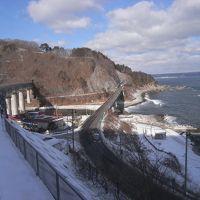 被災鉄道訪問②:三陸鉄道北リアス線