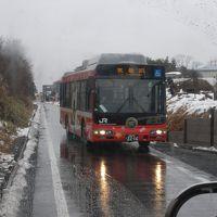 被災鉄道訪問③:JR気仙沼線BRT