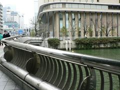 日本の旅 関西を歩く 大阪市の肥後橋(ひごばし)周辺