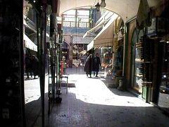 ユーラシア 東へ39: イスファハン イマーム広場バザール 「キャラバンサライ」