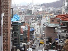 ソウル一人旅(1/4)、ソウル到着&只々街歩き