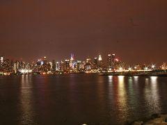 ニュージャージーから眺めるマハッタン