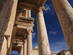 年末トルコへ④ エフェス遺跡でテルマエ・ロマエを思い出す