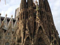 パパ3泊5日、私たち6泊8日、荷物7泊9日のバルセロナ ~前半~
