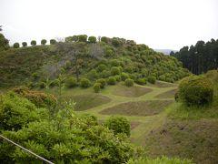 山中城跡とクレマチスの丘