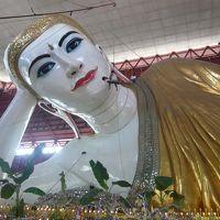 3連休でミャンマー(3) 再びヤンゴンを観光して帰国