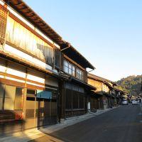 思いつきで訪ねる、女城主の伝説の残る城下町・岩村~美濃のむかし町をあるく~