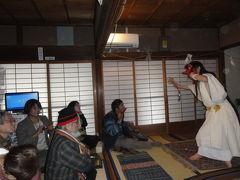 竹取翁博物館開館一周年記念④ 芸能「天宇受売命・天の岩戸開き」
