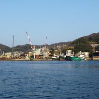 海がとてもきれい 姫路沖合の家島紀行