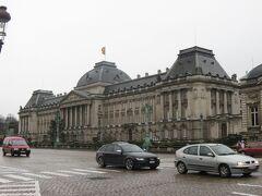 2012年12月 トルコ航空で飛ぶオランダ・ベルギー・トルコ(10 小雨混じりのブリュッセル街歩き)