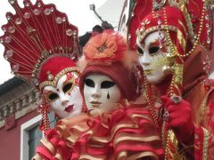 ヴェネチアのカーニバルはやっぱりすごかった 2 【ブラーノ島編】