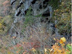 2012紅葉を探してその4 前半 篭岩と奥久慈パノラマライン