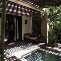 癒しの楽園バリ島へ温泉入りに行ってきま~す6(ザ サンディ パラ リゾート)