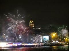 年末トルコへ⑤ やっとこさイスタンブール
