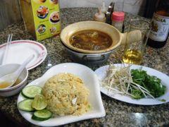 なぜかバンコクで、中華と沖縄料理を食す! これが旨いんだなぁ・・・・の巻