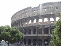 行きあたりばったり、ヨーロッパ周遊一人旅2012 Vol.48 ローマ人とすごす、ローマの休日