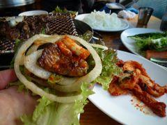 バンコクで過ごすお正月☆ ~ ①ソウルトランジットで焼肉ランチ♪