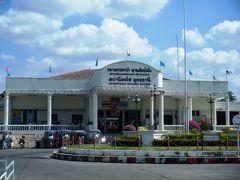 ビエンチャンより国際バスで国境を渡る。タイ ウドンターニはこんな街!