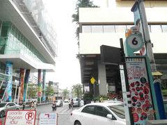 bkk2回9土曜6昼新しく区画整理したサイアムスクエア