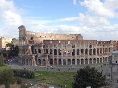 ローマ そして帰国 2013.2.5~8