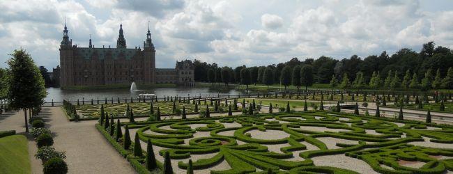 デンマークで1番美しい城、フレデリクス...
