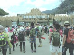 2012年 夏 FUJI ROCK FESTIVAL'12