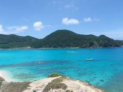 週末に渡嘉敷島でシュノーケリング(2012年7月)