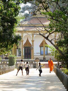 Cambodia クメールの微笑み (33/33) シェムリアップ 朝のお散歩(1月30日)