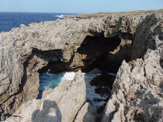ツアーで奄美諸島4島を駆け足でみてきました。<br />ヨロンに次いで沖永良部島です。