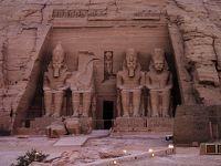 2013年 神秘のエジプト・アスワン、アブ・シンベル