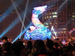 台湾の宵闇とランタンフェスティバルめぐり(2日目)