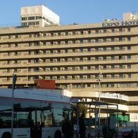 バルセロナ&マヨルカ島&アンドラ【1】バルセロナへ向けて&宿泊ホテル・エクスポ