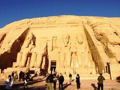 2013年 神秘のエジプト・アブ・シンベル、アスワン、カイロ
