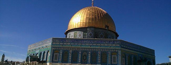 憧れの地、イスラエルへ