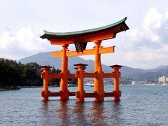 厳島神社に参拝して来ました 2012年11月
