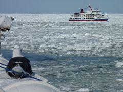 極寒の北海道で流氷と氷爆まつりを巡る旅