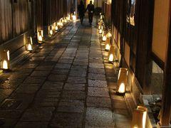 2013 しっとりとした京都東山花灯路に誘われて