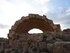 北キプロス サラミス遺跡