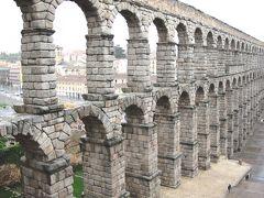 行きあたりばったり、ヨーロッパ周遊一人旅2012 Vol.65 水道橋だけじゃない!魅力あるセゴビアの街