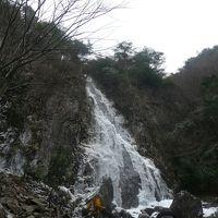 氷瀑を見に②  扁妙の滝