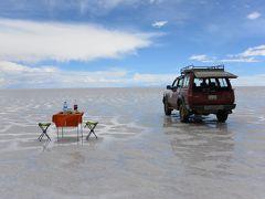 中高年だって行って見た~い!雨季のウユニ塩湖、サン・ペドロ・アタカマ、チリ・パタゴニア観光~NO.4 ウユニ塩湖だけじゃないボリビア観光~雄大な景色にノックダウン